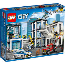 LEGO City Police Station | 60141 | Toys R Us Canada