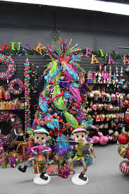 Pink Flocking Spray For Christmas Trees by Funky Fa La La La La Christmas Tree By Craig Bachman Imports