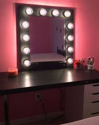 makeup desk with mirror bedroom vanities wayfairk17 49 terrific