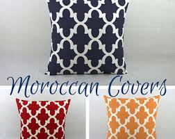 Decorative Couch Pillow Covers by Blue Pillow Covers One Throw Pillow Cover Decorative