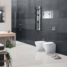 polished black porcelain floor tiles images tile flooring design