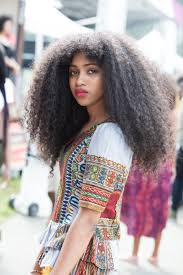 Curlfest 2017 Hair Street Style