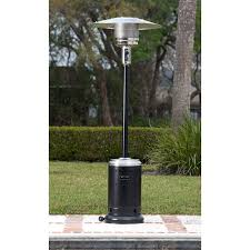 Hiland Patio Heater Wont Light by Fire Sense Stainless Steel Natural Gas Patio Heater Hayneedle