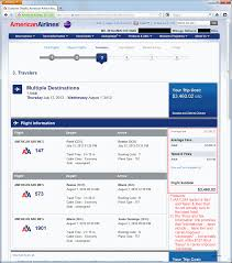 Aadvantage Executive Platinum Desk by Airline Mischaracterization Of Fuel Surcharges American Airlines