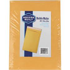 Square Built Bubble Mailer SBA05BM East Mississippi Lumber Company
