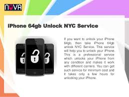 Quick and easy unlock iphone nyc service