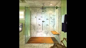 Teak Shower Mat Large