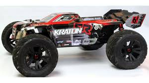 100 4wd Truck Kraton 6S BLX 18 4WD Monster By ARRMA Hobbyland Stores