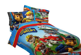 Amazon Paw Patrol Full Bedding Set forter and Sheets Home