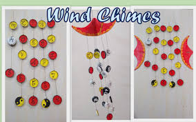 DIY 2015 Wind Chimes From Soda Bottle Caps Redefine Craft