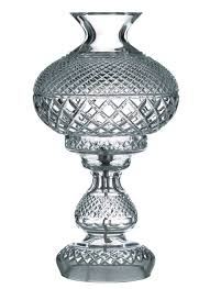 Swarovski Crystal Lamp Finials by Waterford Crystal Inishmore Lamp Blarney