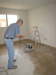Burnishing Floors After Waxing by Austin Polished Concrete Floor We Love Austin
