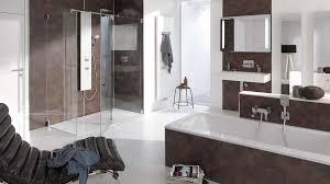 badezimmer in metall rost rot 16 9 riegler badraumlösungen