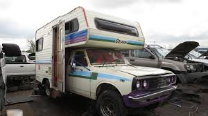 100 Craigslist Seattle Tacoma Trucks Junkyard Find 1978 Toyota Dolphin MiniMotorhome