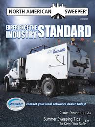 North American Sweeper Magazine June 2017 By Gideon - Issuu Elgin Air Street Sweepers Myepg Environmental Products Sweeper Truck For Sale Whosale China New Sweeper Truck Online Buy Best Idaho Asphalt Sweeping Pavement Specialties Owen Equipment 636 Green Machines Compact Tennant Company 2003 Chevrolet S10 Auction Or Lease Fontana Hot Selling High Performance Myanmar Japanese Isuzu Road Supervac Vortex Vacuum Regen Hp Fairfield Beiben 8 Cbm Truckbeiben