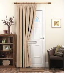 Thermal Lined Curtains Australia by Dreams U0027n U0027 Drapes Chenille Spot Thermal Pencil Pleat Coated Door