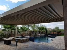 Equinox Louvered Roof Archives - Royal Covers Of Arizona Best 25 Bench Swing Ideas On Pinterest Patio Set Dazzling Wooden Backyard Pergola Roof Design Covered Area Mini Gazebo With For Square Pool Outdoor Ideas Awesome Hard Cover Lean To Porch Build Garden Very Solar Plans Roof Awning Patios Wonderful Deck Styles Simple How To A Hgtv Elegant Swimming Pools Using Tiled Create Rafters For Howtos Diy 15 Free You Can Today Green Roofready Room Pops Up In Six Short Weeks