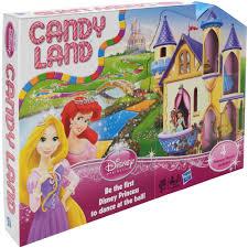 Princess Kitchen Play Set Walmart by Candy Land Disney Princess Edition Walmart Com