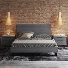 Modloft Ludlow Bed by Modloft Modern Furniture U0026 Beds 2modern