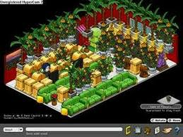 Trashing Habbo Hotel Casino Stacking