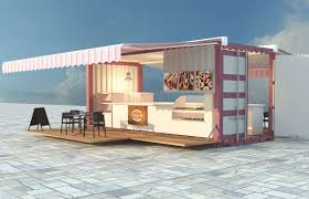 100 Convert A Shipping Container Into A House Caf Design Jeddah In 2019 Cafe Restaurants