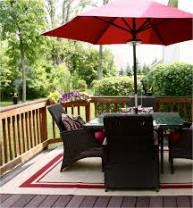 Patio Umbrellas At Walmart by Furniture Costco Cantilever Umbrella For Most Dramatic Shade