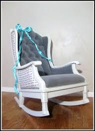 Wayfair Rocking Chair Uk by Kids Upholstered Rocking Chair Upholstered Rocking Chair Chairs