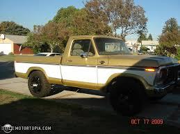 1977 Ford Ranger F150 Id 19081