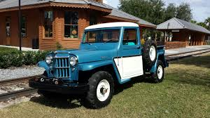 100 Willys Jeep Truck 1963 Pickup 2306 4x4 With Dual PTO Winches Ology