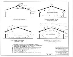 Livestock Loafing Shed Plans by My Storage Shed Instant Get Cattle Shed Plans Free