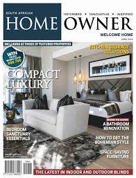 100 Home Design Magazine Free Download South African Owner April 2019 PDF
