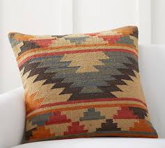 Pottery Barn Decorative Pillow Inserts by Alder Kilim Pillow Cover 24