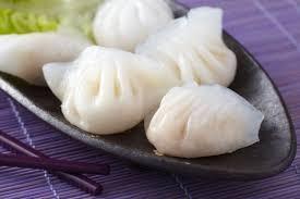 cuisine asiatique vapeur ravioli vapeur au porc et au chou chinois grazia