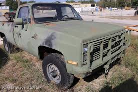 1984 Chevrolet D30 Military Postal Unit Pickup Truck | Item ... Chevy Sale Truck 1979 Gmc K25 Royal Sierra 3 4 Ton 4x4 Like 1984 Chevy Truck Maintenancerestoration Of Oldvintage Vehicles Ets Automotive Sales New Chevrolet Silverado 1500 Ltz 2017 For Pauls Valley Ok Types Crew Cab California Patina Shop Hauler Ready 84 For Khosh My Stored Chevy Silverado For Sale 12500 Obo Youtube Scottsdale Pickup C20 C10 Sale Photos 53l Swapped Stolen In Alabama Hardcore Classiccarscom Cc1036229 P30 Food Mobile Kitchen In Connecticut