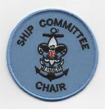 Cub Scout Committee Chair Patch Placement by Chair In Boy Scouts U0026 Scouting Ebay