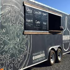 A Food Truck Wrap For The Dough Box