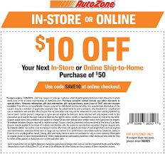 AutoZone Coupons - $10 Off $50 At AutoZone, Or Online Via Promo Code ... Autozone Sale Offers 20 Off Coupon Battery Coupons Autozone Avis Rental Car Discounts Autozone Black Friday Ads Deal Doorbusters 2018 Couponshy Coupons For O3 Restaurant San Francisco Coupon In Store Wcco Ding Out Deals More Money Instant Win Games Win Prizes Cash Prize Car Id Code 10 Retail Roundup Travel Codes Promo Deals On Couponsfavcom 70 Off Amazon Code Aug 2122 January 2019 Choices