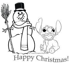 Contemporary Ideas Cute Christmas Coloring Pages Stitch Disney Lilo Page Jpg 1329 1191