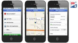 AAA Insurance iPhone App Provides Step by Step Guidance Following