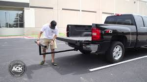 How To Install The Darby Extend-A-Truck Bed Extender - YouTube
