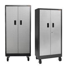 Garage Storage Shelving Units Racks Cabinets More At