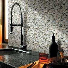 shimmer abalone glass tile from arizonatile backsplash