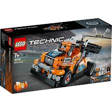 100 Racing Trucks LEGO Technic Race Truck 42104 ToysRUs Singapore Official