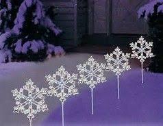 Best 25 Snowflake lights ideas on Pinterest