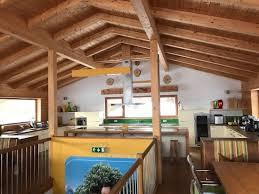 blick auf die tolle küche picture of alpin chalet wagrain