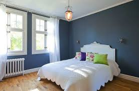 Blue And Gray Bedroom Dcor