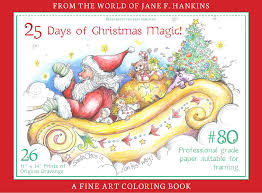 25 Days Of Christmas Magic 2017 Jane F Hankins