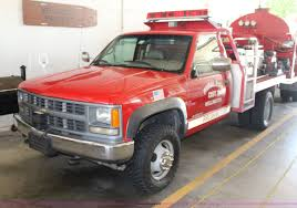 1995 Chevrolet Cheyenne 3500 Brush Fire Truck | Item F7879 |... Used Fire Trucks Apparatus For Sale Jons Mid America Emergency Rescue Chief Vehicles Ford F550 Brush Truck Pinterest Trucks And Brush Mercedesbenz 1113 Fire Year 1978 Price 15423 For 18889966277 Southeast Mini Rcues Pumpers Category Spmfaaorg Howo Firetruck 6wheel Fighting Engine 42 Truck 6000l 2002 Pierce Dash 100 Tiller Details Craigslist Quick Attacklight Rescueheiman Scania 113h320 1990 22077 Sale