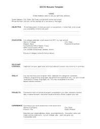 Libreoffice Simple Resume Template Templates Invoice Inspirational Sample