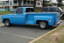 100 Stepside Trucks Chevy C10 Step Side Truck Right Hand Drive In Scarborough QLD